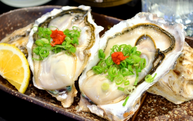 テストステロン,増やす,食べ物,牡蠣