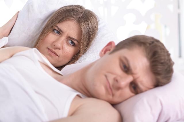 妻だけED,原因,改善,対策,克服,離婚