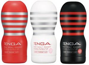 TENGA3種類